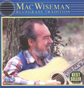 MAC WISEMAN 'Bluegrass Tradition'