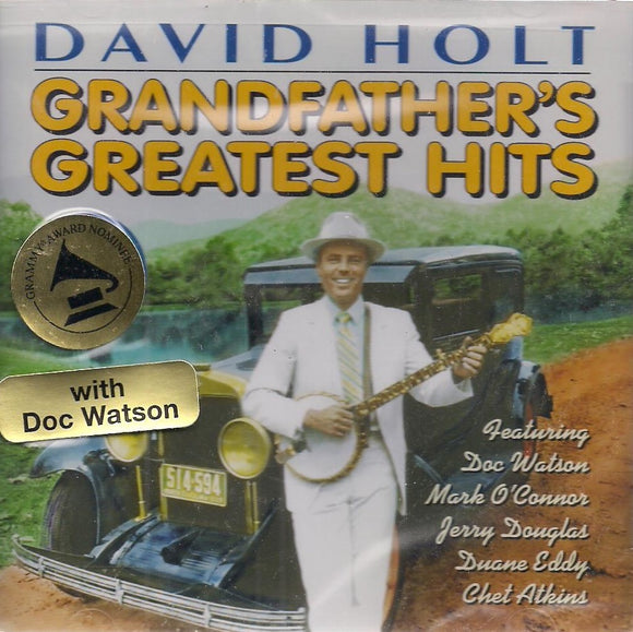 DAVID HOLT 'Grandfather's Greatest Hits' HW-1251