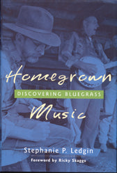 Homegrown Music' by Stephanie P. Ledgin     BOOK: HOMEGROWN_MUSIC