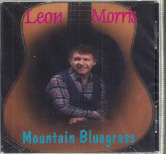 LEON MORRIS 'Mountain Bluegrass'