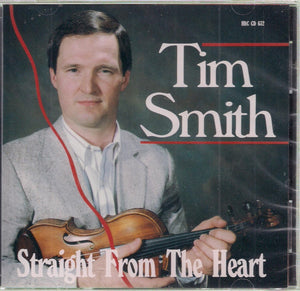 TIM SMITH  'Straight From the Heart'