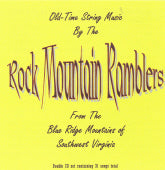 ROCK MOUNTAIN RAMBLERS 'Rock Mountain Ramblers'