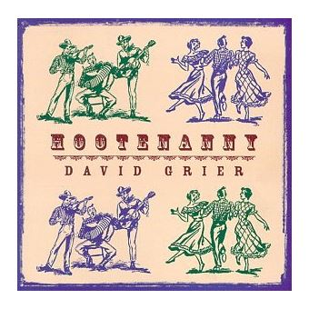DAVID GRIER 'Hootenany' DREAD-9801-CD