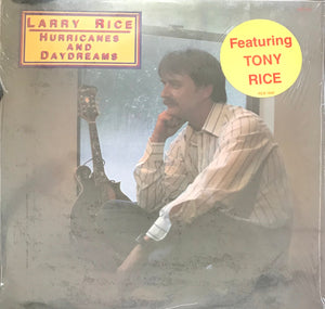 LARRY RICE 'Hurricanes and Daydreams' - LP