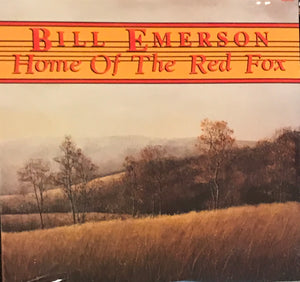 BILL EMERSON 'Home of the Red Fox' - LP