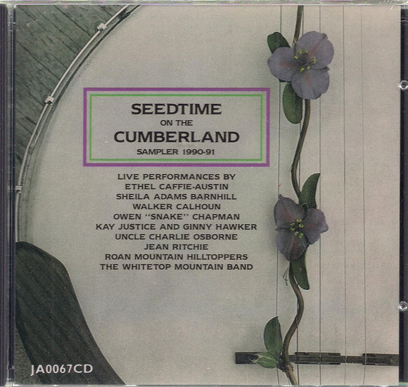 VARIOUS ARTISTS 'Seedtime on the Cumberland Sampler 1990-91'