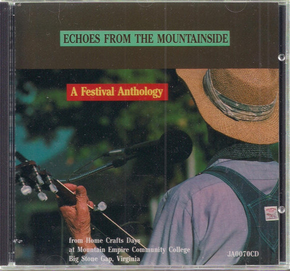 VARIOUS ARTISTS 'Echoes from the Mountainside'