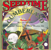 VARIOUS 'Seedtime in the Cumberland, Vol. III' JA-0074-CD