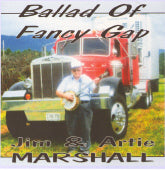 JIM & ARTIE MARSHALL 'Ballad Of Fancy Gap'