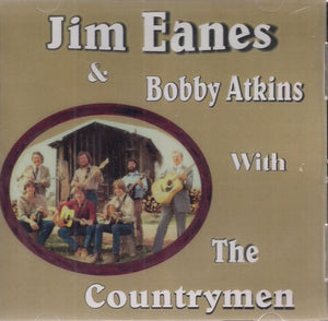 JIM EANES, BOBBY ATKINS & THE COUNTRYMEN 'Self Titled' OHS-90176