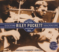 RILEY PUCKETT 'Country Music Pioneer' JSP-77138