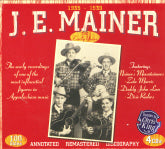 J. E. MAINER 'The Early Years 1935-1939' JSP-77118-CD