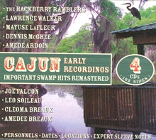 VARIOUS 'Cajun Early Recordings'