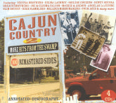 VARIOUS ARTISTS 'Cajun Country Vol. 2'