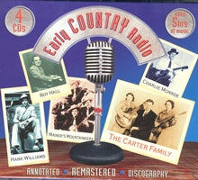 VARIOUS 'Early Country Radio'
