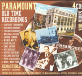 VARIOUS ARTISTS 'Paramount Old Time Recordings'