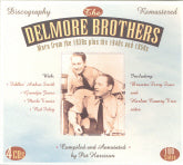 DELMORE BROTHERS 'More From The 1930's Plus The 1940's And 1950's""
