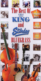 THE BEST OF KING & STARDAY BLUEGRASS