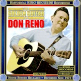 DON RENO 'Golden Guitar of Don Reno'