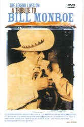 VARIOUS 'Legend Lives On: Tribute To Bill Monroe'