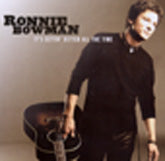 RONNIE BOWMAN 'It's Gettin' Better All The Time'
