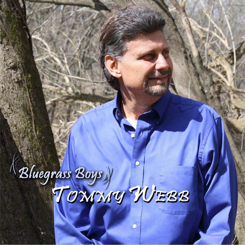 TOMMY WEBB 'Bluegrass Boys' KR-19001-CD