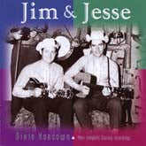 JIM & JESSE 'Dixie Hoedown' KING-0120-CD