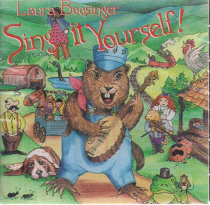 LAURA BOOSINGER 'Sing It Yourself' NG-00