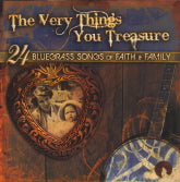 VARIOUS ARTISTS 'The Very Things You Treasure'