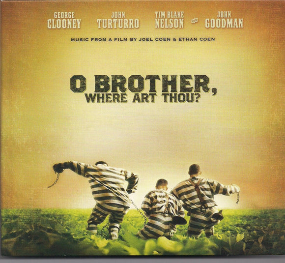 VARIOUS ARTISTS 'O Brother, Where Art Thou?' Deluxe Edition 2-CD Set
