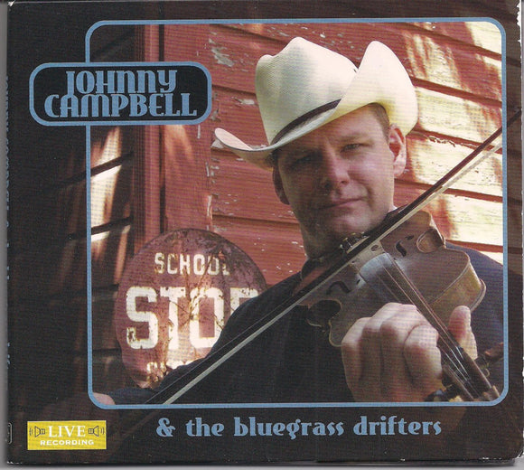 JOHNNY CAMPBELL & THE BLUEGRASS DRIFTERS