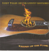 RANDY WALLER AND THE COUNTRY GENTLEMEN 'Keeper Of The Flame'