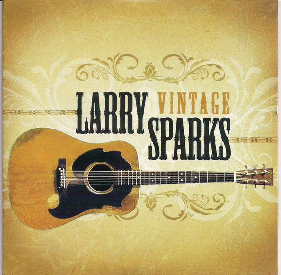 LARRY SPARKS 'Vintage' LSM-1948-CD