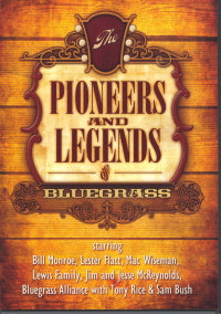VARIOUS ARTISTS 'Pioneers And Legends'