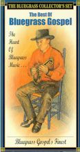 VARIOUS 'Best Of Bluegrass Gospel'