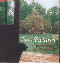 JAMES BRYAN AND CARL JONES 'Two Pictures' MAR 2001