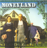 DEL MCCOURY BAND & OTHER VARIOUS ARTISTS 'Moneyland'