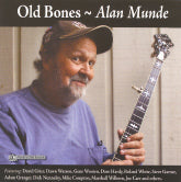 ALAN MUNDE 'Old Bones'       MCR-002-CD