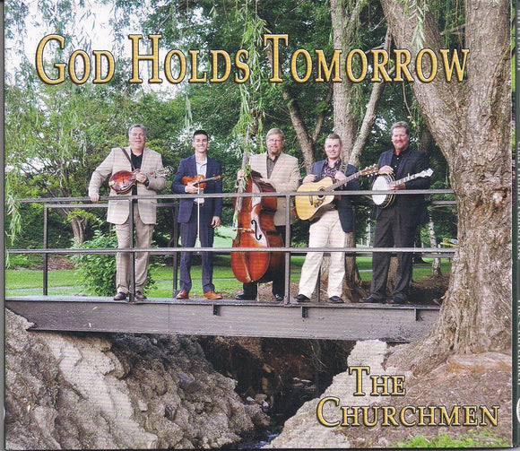 CHURCHMEN 'God Holds Tomorrow'