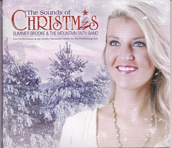 SUMMER BROOKE & THE MOUNTAIN FAITH BAND 'The Sounds of Christmas'