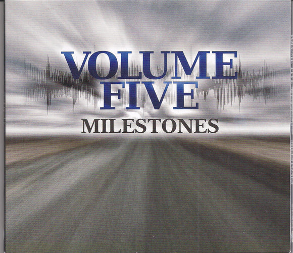VOLUME FIVE 'Milestones' MFR-180205-CD