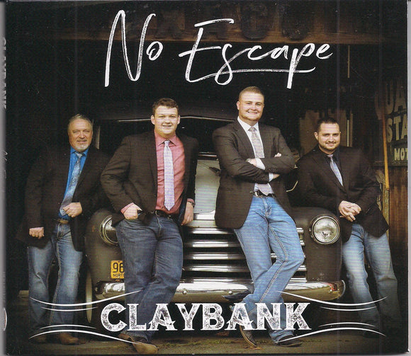 CLAYBANK 'No Escape' MFR-180427-CD