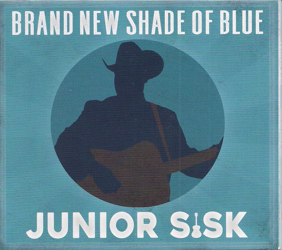 JUNIOR SISK 'Brand New Shade of Blue' MFR-180608-CD