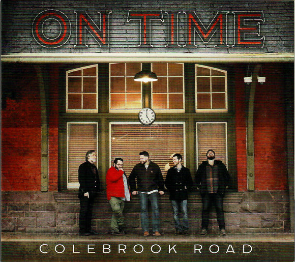 COLEBROOK ROAD 'On Time'  MFR-190503-CD