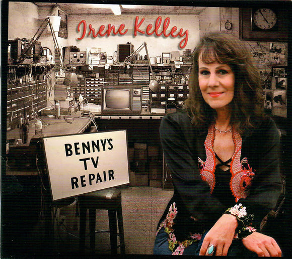 IRENE KELLEY 'Benny's TV Repair'   MFR-190510-CD