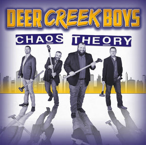 DEER CREEK BOYS 'Chaos Theory'  MFR-190700-CD