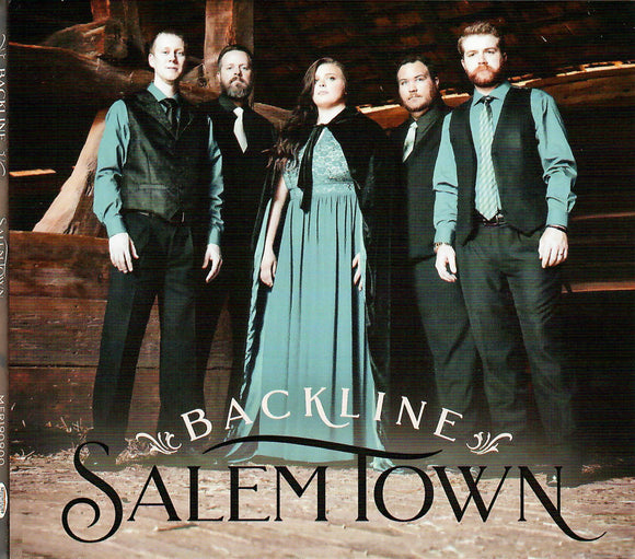 BACKLINE 'Salem Town'  MFR-190900-CD