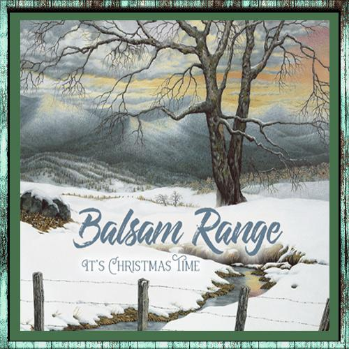 BALSAM RANGE 'It's Christmas Time'        MH-1696-CD