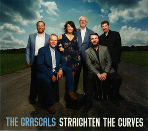 GRASCALS 'Straighten the Curves' MH-1758-CD