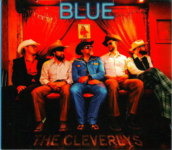 THE CLEVERLYS 'Blue'  MH-1767-CD